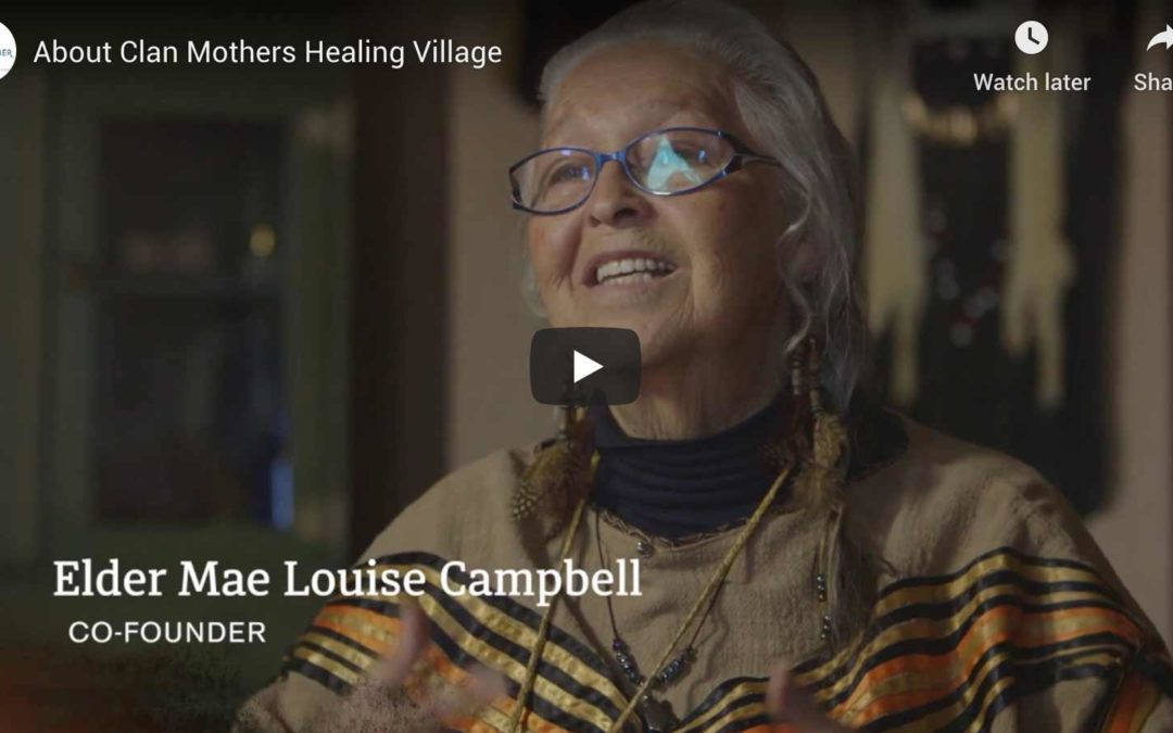 A Land-Based Healing Village with a Focus on Restorative Cultural Therapies, Solutions and Programs